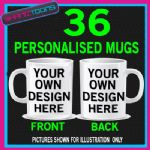 COMPANY NEW BUSINESS LOGO DESIGN 36 MUGS ADVERTISEMENT IDEA PRINTED